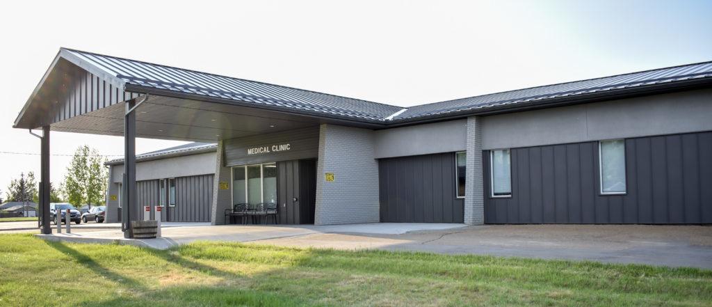 Hanna Clinic Alberta